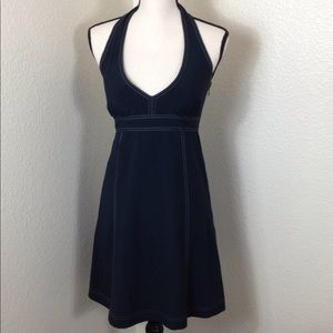 Athleta brand summer halter dresses Sz S